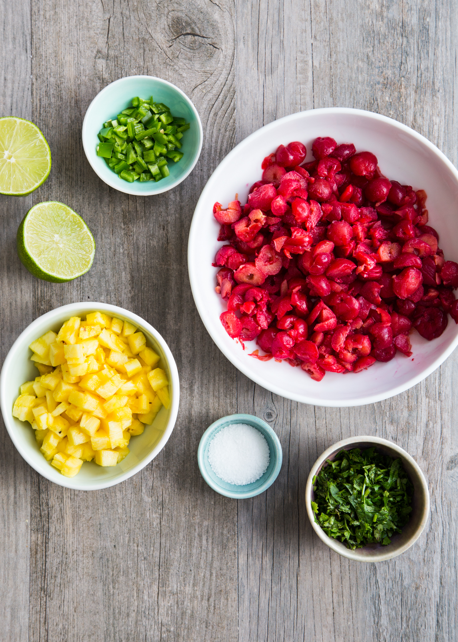 Montmorency Cherry Pineapple Salsa