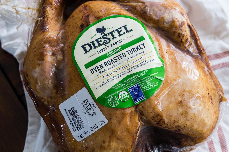 Diestel Organic Oven Roasted Turkey