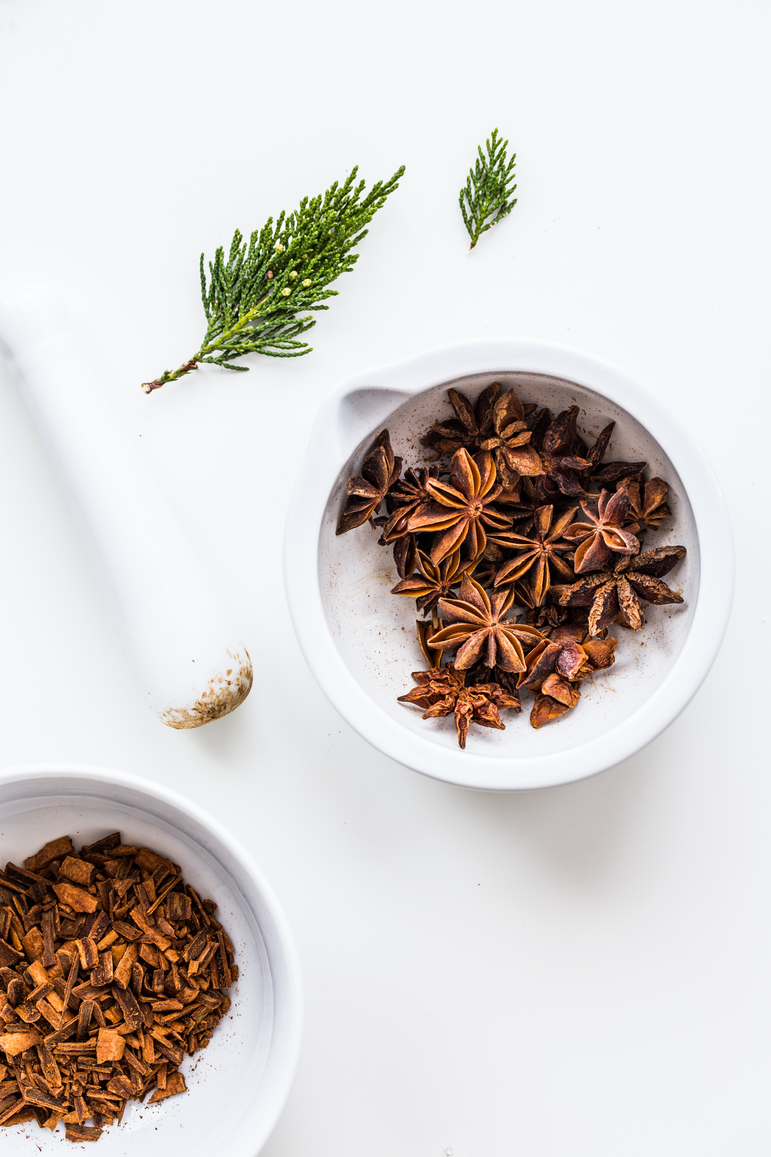 DIY Homemade Holiday Mulling Spices
