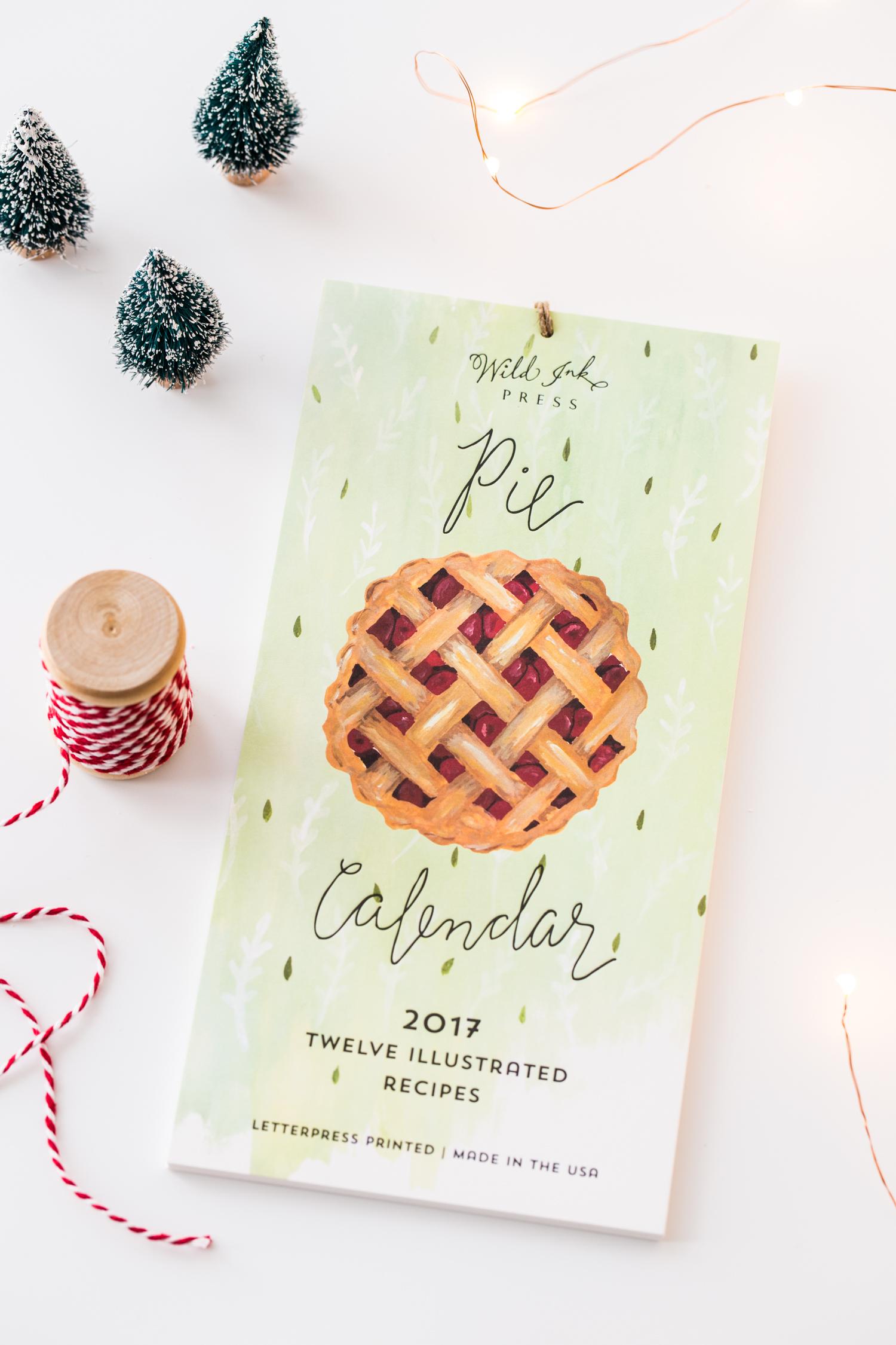 Pie Calendar