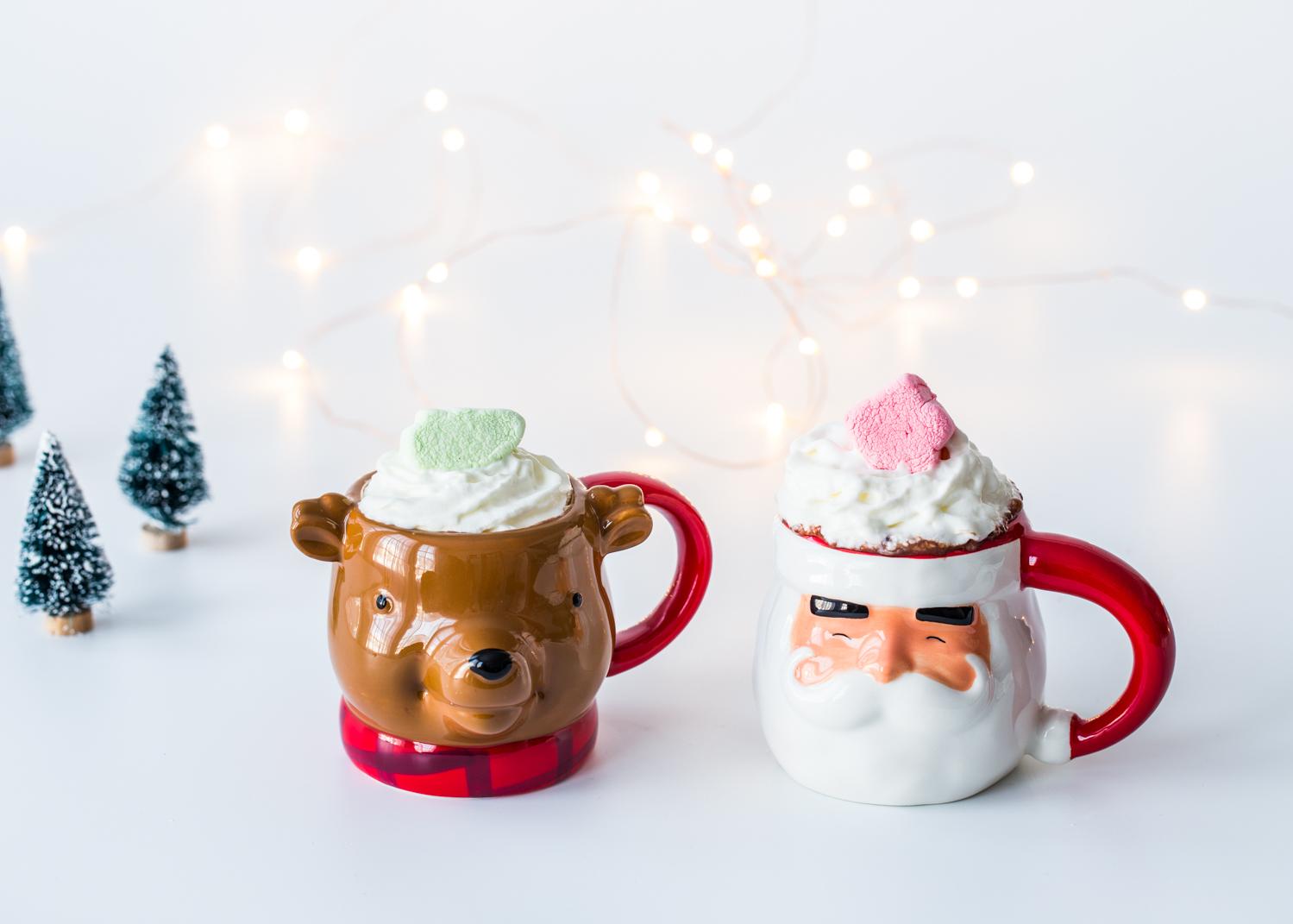 Stovetop Cinnamon Hot Chocolate