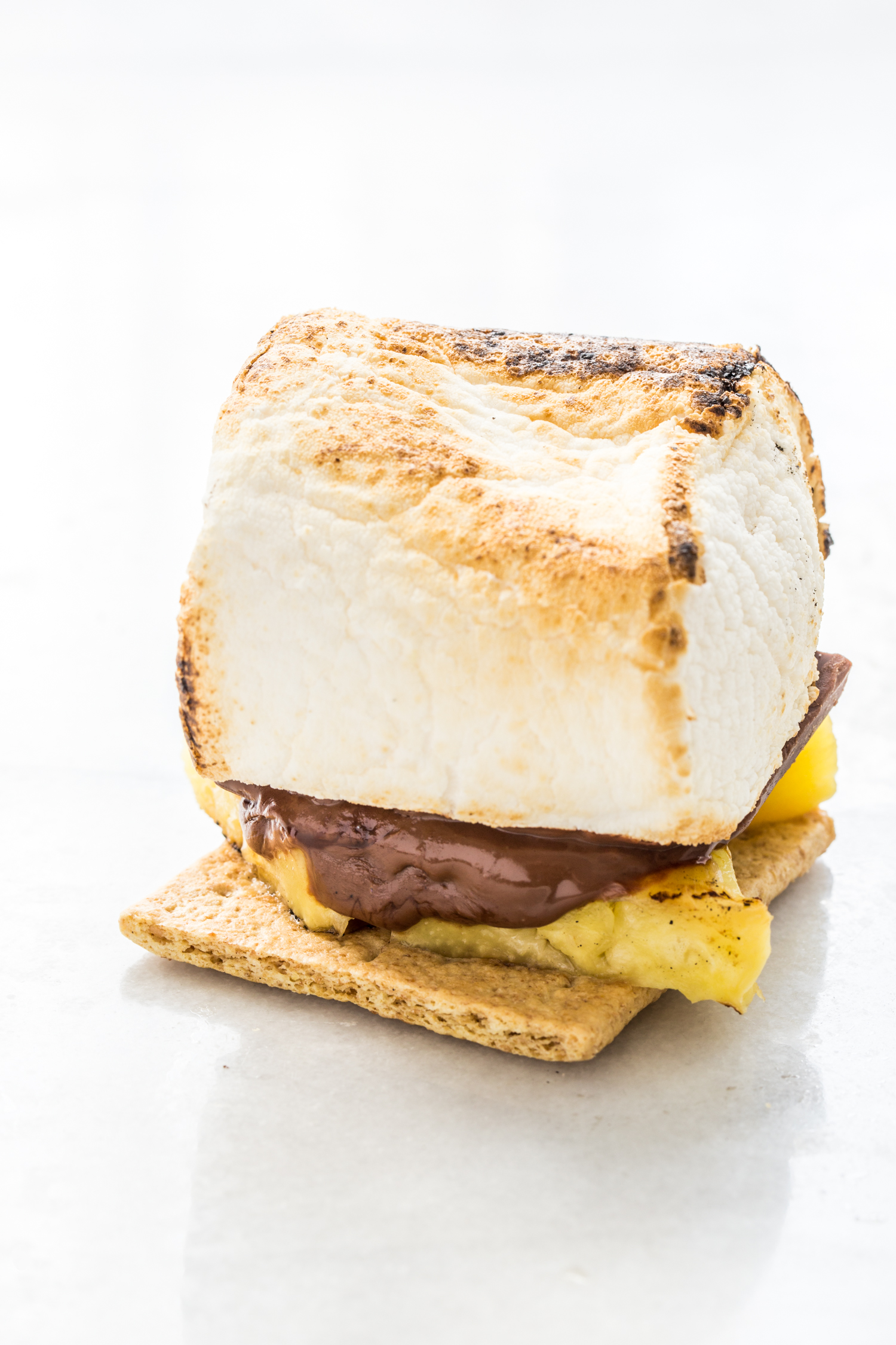 Grilled Pineapple S'mores from Jelly Toast