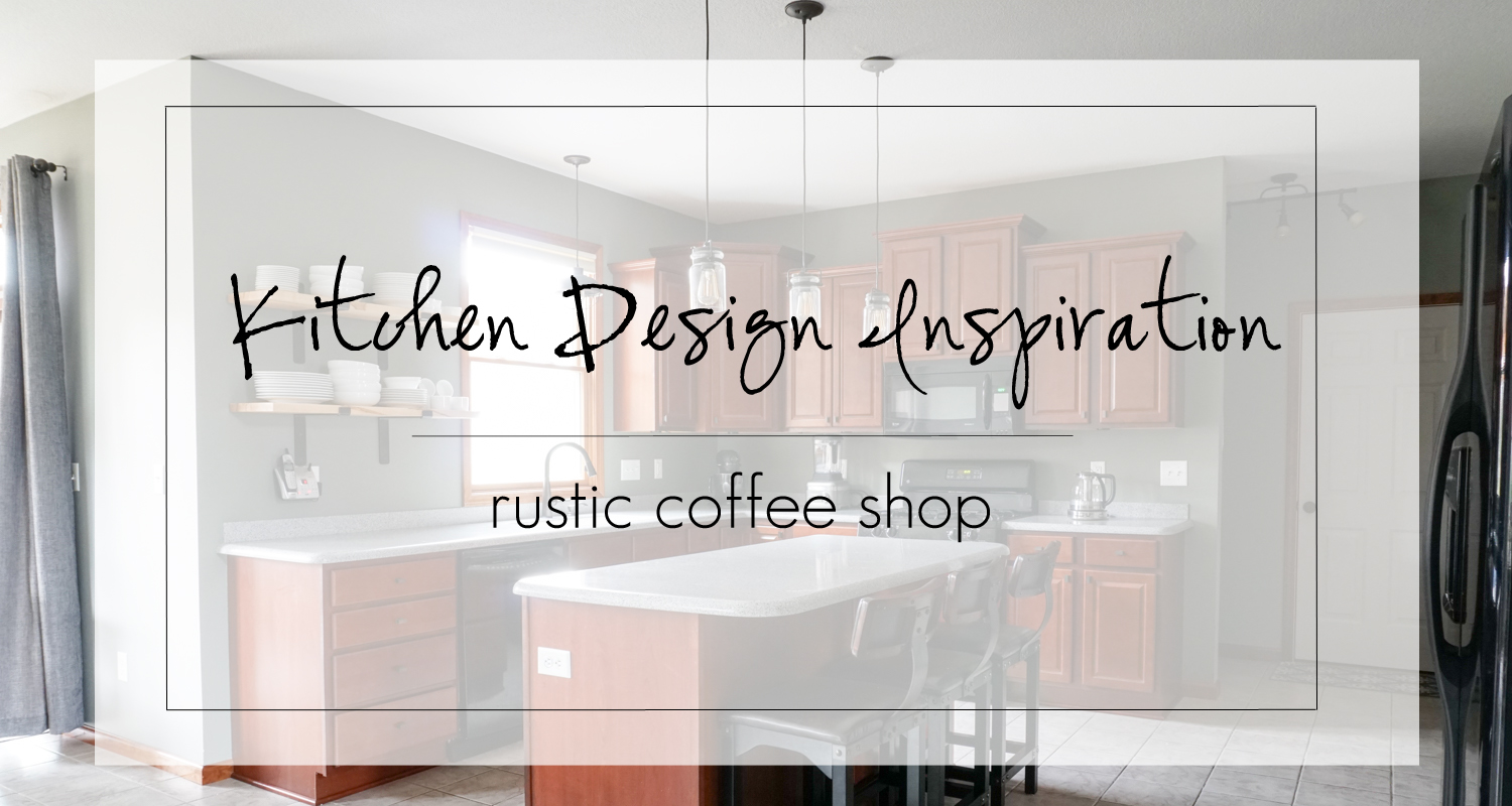 Kitchen Design Inspiration Rustic Coffee Shop