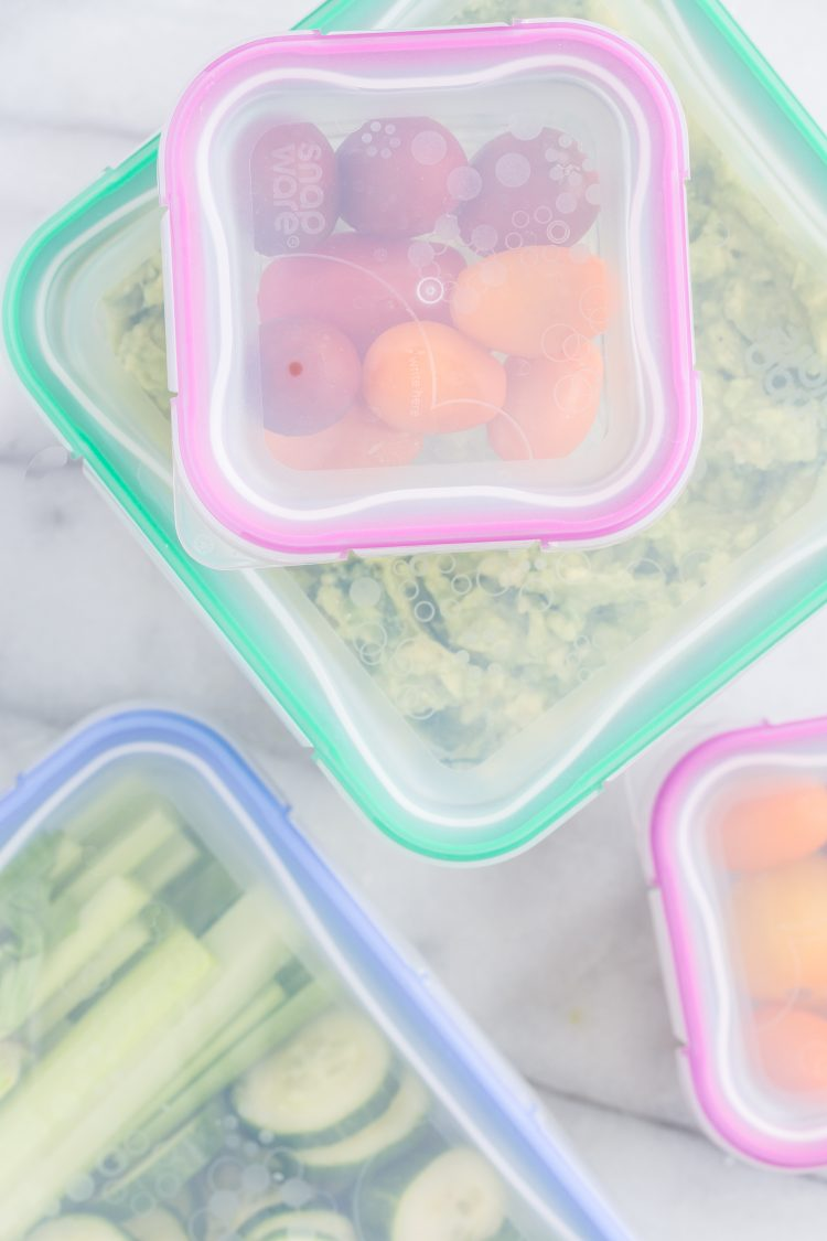 Packable Containers | Poolside Lunch Tips