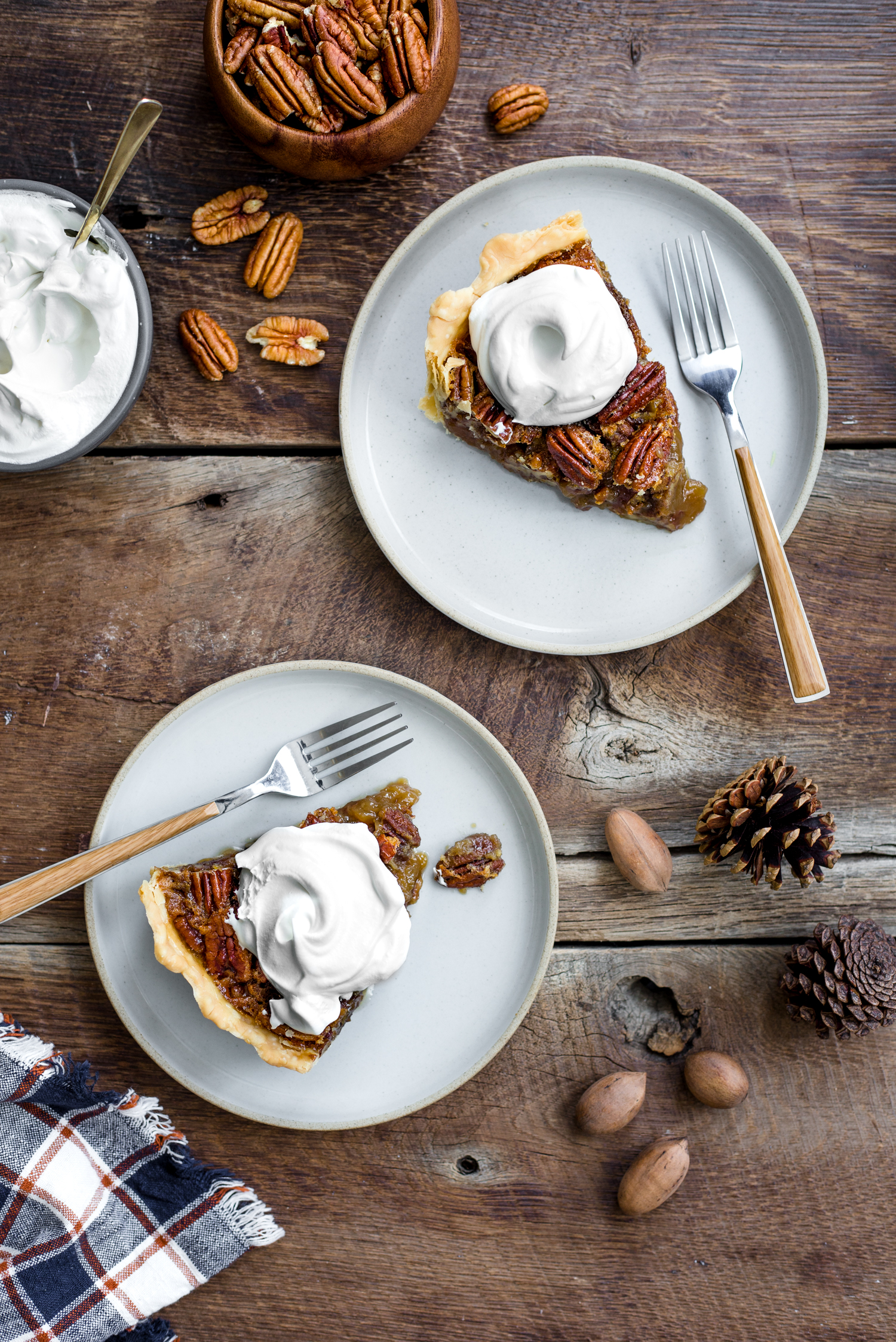 Classic Pecan Pie / A family favorite for Thanksgiving!