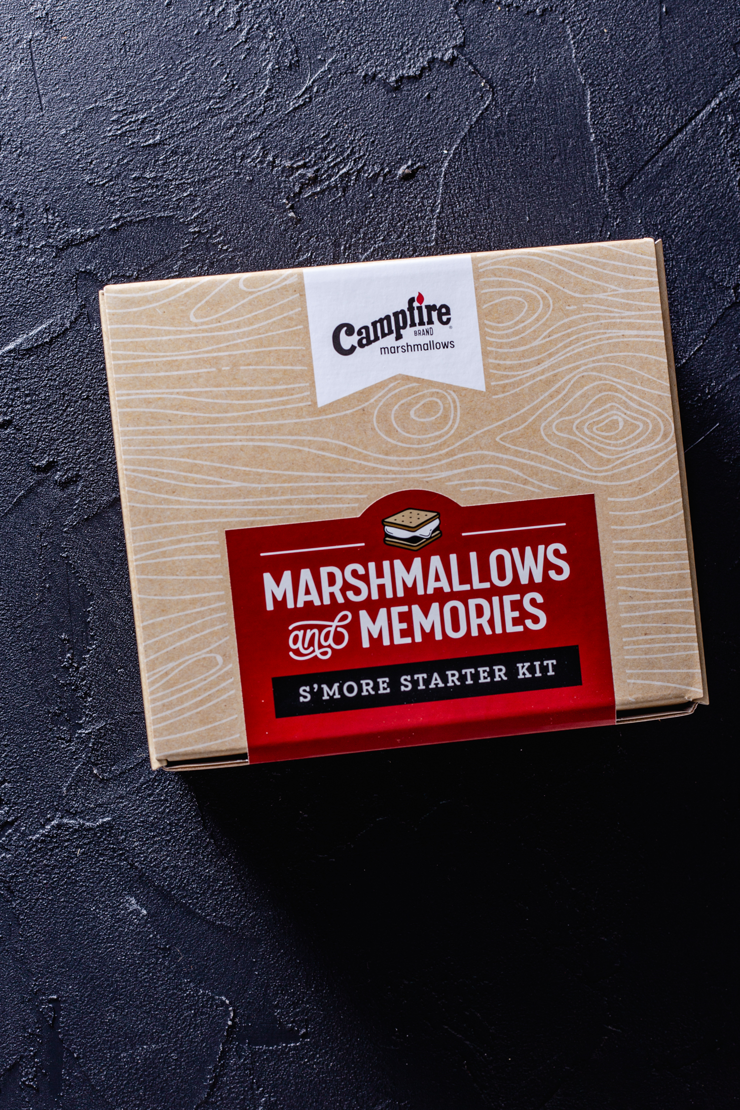 Campfire Marshmallows Smores Starter Kit