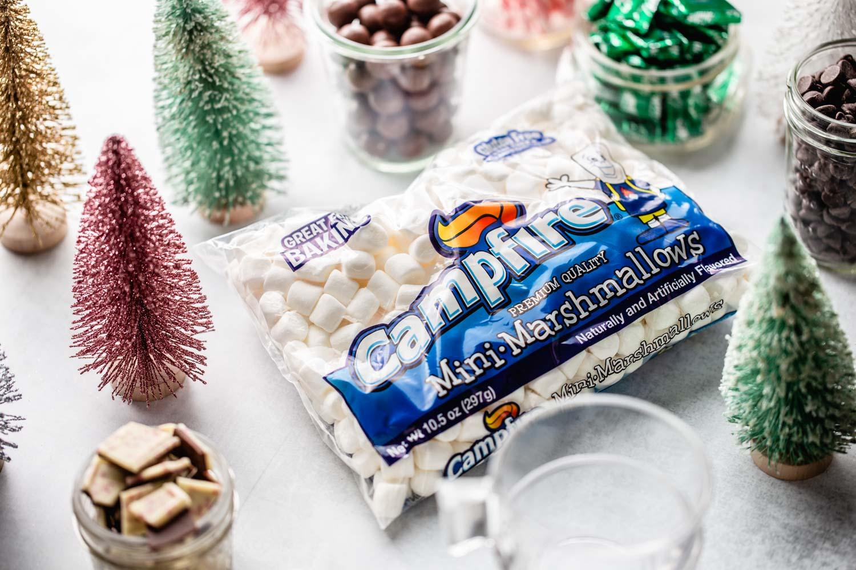 bag of mini marshmallows