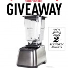 Blendtec Giveaway | 2 Winners!