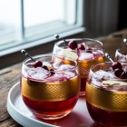 15 holiday cocktail recipes