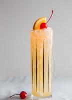 rum orange swizzle